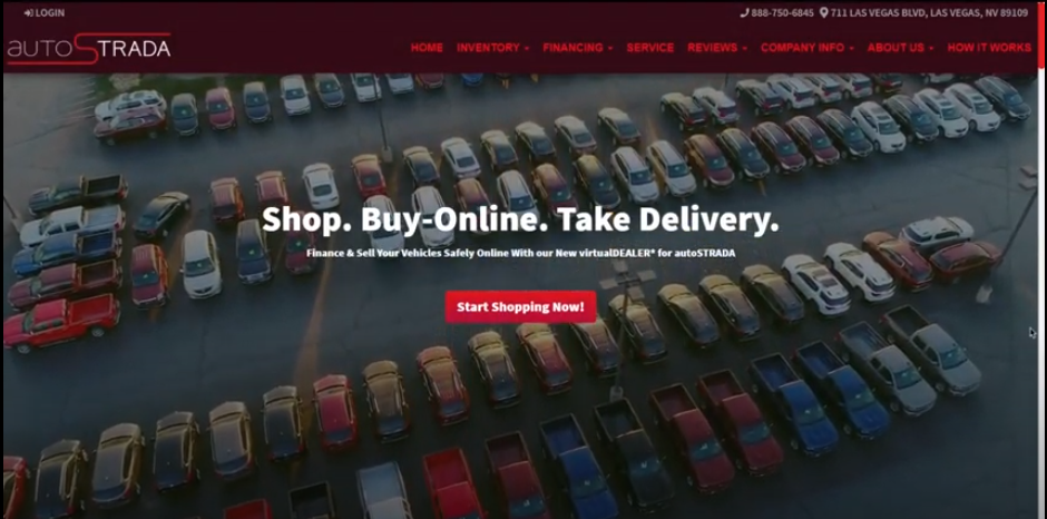 Virtual Dealer Online Car Sales