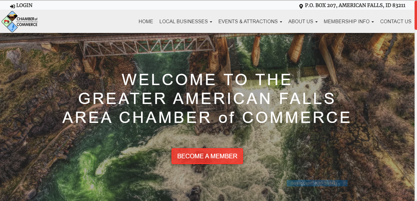 Professional local Idaho website design