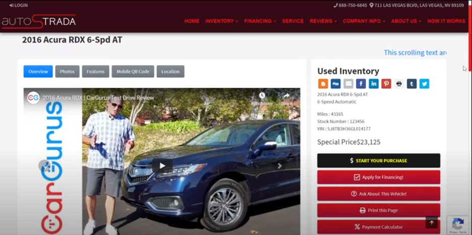 Virtual Dealer Sell Cars Online